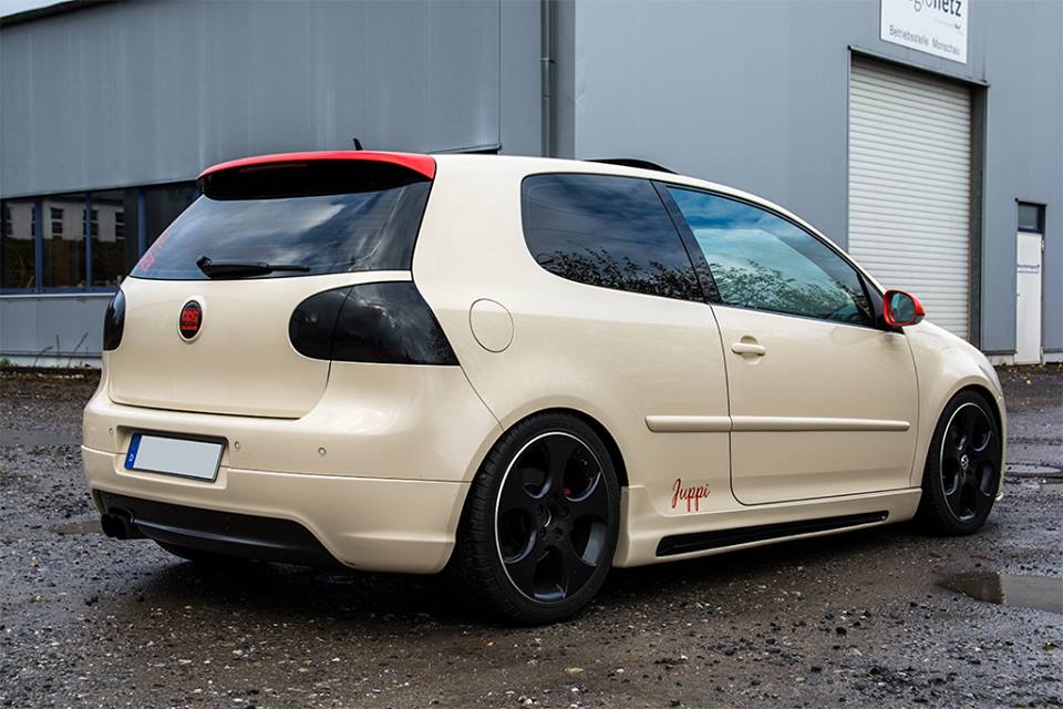 Oracal Pyrit Vollfolierung VW Golf MK5 GTi Tuning 4 CCG Tuning & Folierung   VW Golf MK5 GTI in Oracal Pyrit