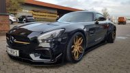 PD800GT Prior Design Folienwerk NRW Widebody Mercedes AMG GTs Tuning 5 190x107 Fetter geht nicht   Folienwerk NRW Widebody Mercedes AMG GTs