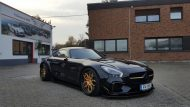 PD800GT Prior Design Folienwerk NRW Widebody Mercedes AMG GTs Tuning 7 190x107 Fetter geht nicht   Folienwerk NRW Widebody Mercedes AMG GTs