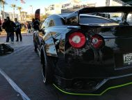 Prior Design PD750 Widebody Nissan GT R Tuning 11 190x143 Fotostory: 2 x Widebody Nissan GT R by Assassin Motorsports