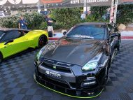 Prior Design PD750 Widebody Nissan GT R Tuning 14 190x143 Fotostory: 2 x Widebody Nissan GT R by Assassin Motorsports