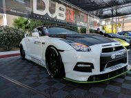 Prior Design PD750 Widebody Nissan GT R Tuning 9 190x143 Fotostory: 2 x Widebody Nissan GT R by Assassin Motorsports