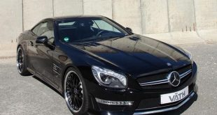 R231 Mercedes Benz SL65 AMG V%C3%A4th V65 Tuning 3 1 310x165 700 PS   Mercedes C63 AMG Coupe & Cabrio by Väth