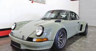 RWB Porsche 911 964 Turbo Widebody Tuning 33 310x165 Fotostory: Der ERSTE   RWB Porsche 911 Turbo Widebody