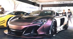 SEMA 2016 Liberty Walk Widebody McLaren 650S Tuning 3 310x165 SEMA 2016   Liberty Walk Widebody Kit am McLaren 650S