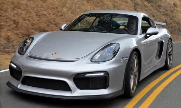 Sharkwerks Porsche Cayman GT4 tuning Video: Im Test   Sharkwerks Porsche Cayman GT4 mit 425PS