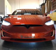Tesla Model X Bodykit Tuning Unplugged Performance 1 190x172 Tesla Model X mit Bodykit von Unplugged Performance