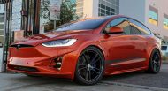 Tesla Model X Bodykit Tuning Unplugged Performance 190x103 Tesla Model X mit Bodykit von Unplugged Performance