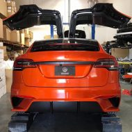 Tesla Model X Bodykit Tuning Unplugged Performance 2 190x190 Tesla Model X mit Bodykit von Unplugged Performance