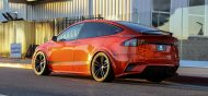 Tesla Model X Bodykit Tuning Unplugged Performance 5 190x88 Tesla Model X mit Bodykit von Unplugged Performance