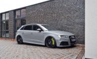 The RS3 Clubsport Project Neidfaktor Acid Green Audi RS3 1 190x116 The RS3 Clubsport Project   Neidfaktor veredelt den Audi RS3