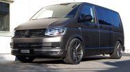 VW T6 Multivan 20 Zoll VFS 1 KW Fahrwerk 4 190x106 Dezenter Transporter   VW T6 Multivan auf 20 Zoll by cartech.ch