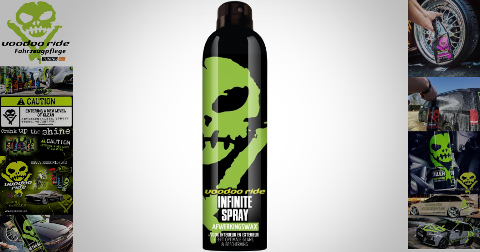 Voodoo Ride Infinite Spray 1 Voodoo Ride Infinite Spray