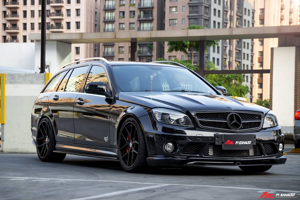 Weistec Supercharged Mercedes C63 Amg W204 Tuning 1