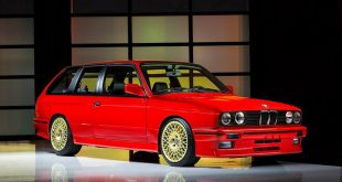 Weltpr%C3%A4miere BMW E30 M3 V8 Touring Coupe 2 310x165 Unglaublich: LTO BMW E30 Touring Widebody mit Turbo!