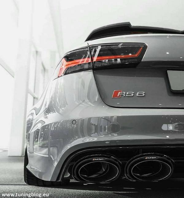 Widebody Audi RS6 C7 Avant tuningblog.eu  1 Mega fett   AUDI RS6 C7 Avant Widebody by tuningblog.eu