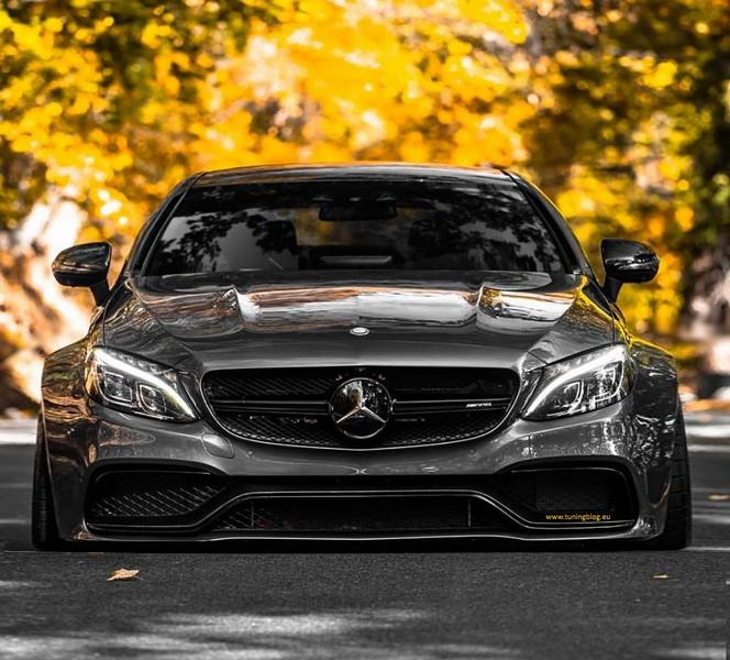 Widebody Mercedes Benz Amg E63 By Tuningblog Eu
