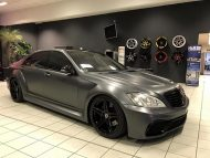 Widebody Mercedes S600 V12 Biturbo w221 Tuning 1 190x143 Widebody Mercedes S600 V12 Biturbo by FL Exclusiv Carstyling