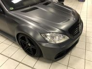 Widebody Mercedes S600 V12 Biturbo w221 Tuning 3 190x143 Widebody Mercedes S600 V12 Biturbo by FL Exclusiv Carstyling