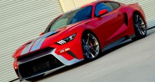 Zero to 60 Designs Ford Mustang GTT Tuning 2 310x165 By Zero to 60 Designs  > Ford Mustang GTT (Gran Turismo Tribute)