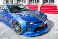 geigercars chevrolet camaro 2016 tuning 3 190x127 Krasses Teil   630PS & 791NM im GeigerCars Chevrolet Camaro