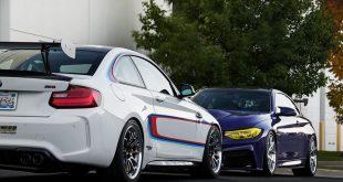 ind BMW M2 F87 F82 Carbon Tuning Bodykit 5 310x165 Fotostory: iND Distribution BMW M2 F87 & M4 F82 Coupe zur SEMA