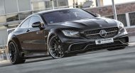 prior pd75sc mercedes C217 Tuning Widebody 1 190x103 Super Edel   Mercedes S Klasse Coupe mit PD75SC Widebody Kit