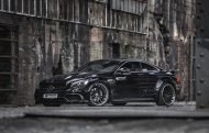 prior pd75sc mercedes C217 Tuning Widebody 15 190x121 Super Edel   Mercedes S Klasse Coupe mit PD75SC Widebody Kit