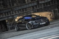 prior pd75sc mercedes C217 Tuning Widebody 2 190x127 Super Edel   Mercedes S Klasse Coupe mit PD75SC Widebody Kit