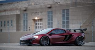 2016 mclaren 650s liberty walk tuning widebody 8 310x165 Liberty Walk Widebody Kit & Rotiform's am McLaren MP4 12C 650S