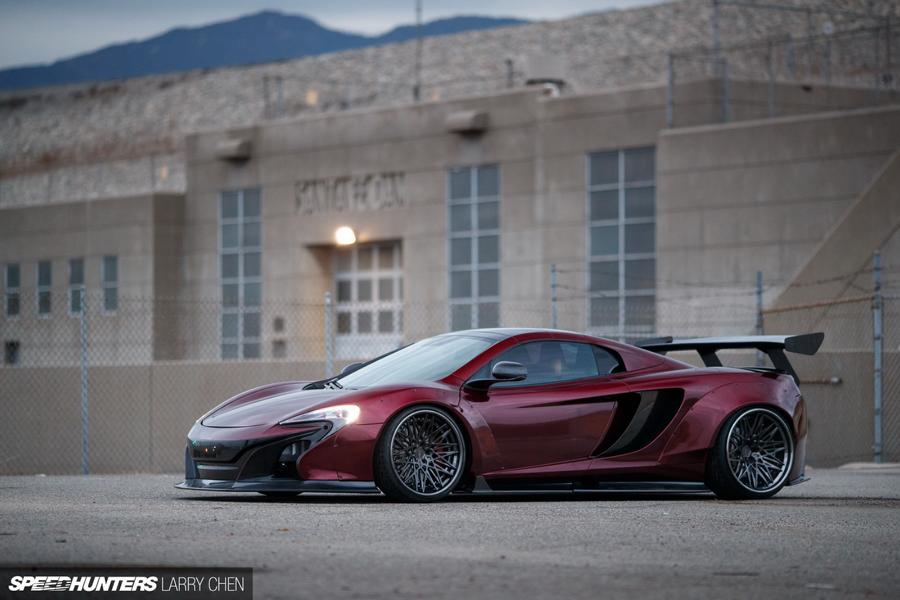 Liberty Walk Widebody Kit Amp Rotiform S Am Mclaren Mp4 12c 650s