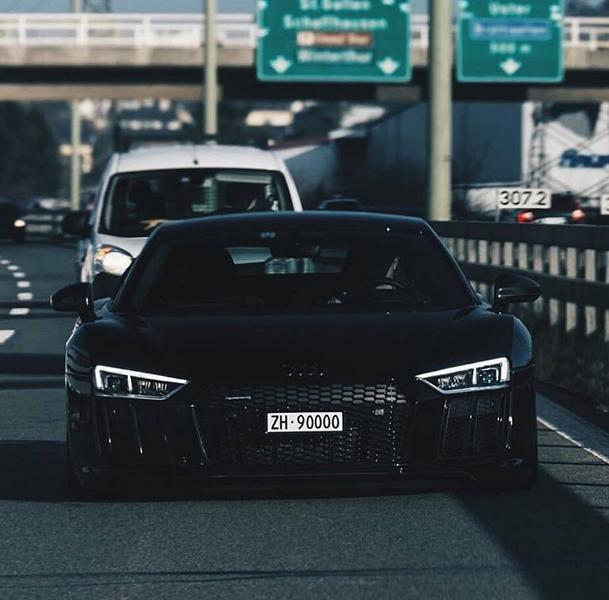 2017 Audi R8 Coupe Widebody Tuning2 Rendering: Widebody Audi R8 Coupe by tuningblog.eu