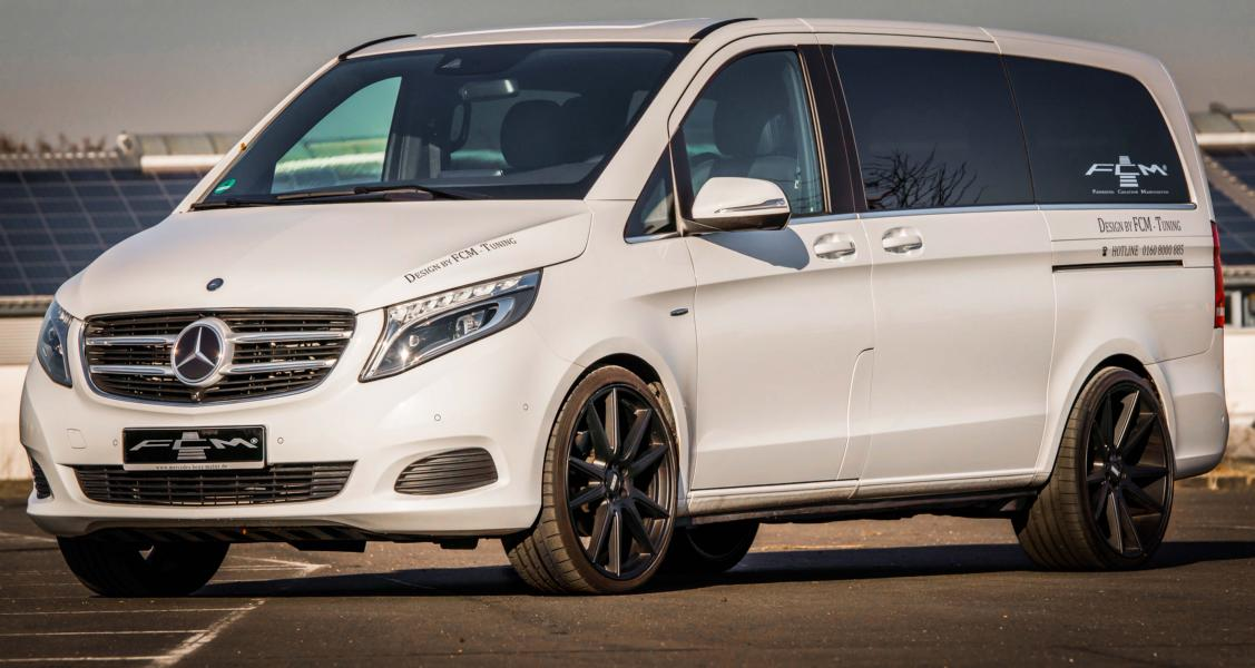 Mercedes V Klasse Tuning Brabus 10 Best Car Review