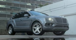 22 Zoll ADV.1 ADV05RM Wheels Tuning Bentley Bentayga 4 310x165 Nobel ins Gelände   560 PS Bentley Continental GT Offroad