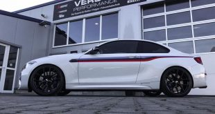 420PS BMW M2 F87 BBS CI R Tuning 2 310x165 420PS BMW M2 F87 auf BBS CI R Alu's by Versus Performance