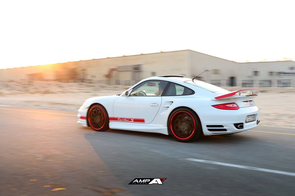 AMP 2020 Felgen am Porsche 997 Turbo Tuning 6 Krasser Style   AMP 2020 Felgen am Porsche 997 Turbo