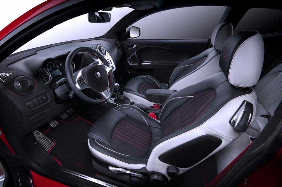 Alfa romeo mito tuning interieur vilner 10 tuningblog for Interieur tuning auto