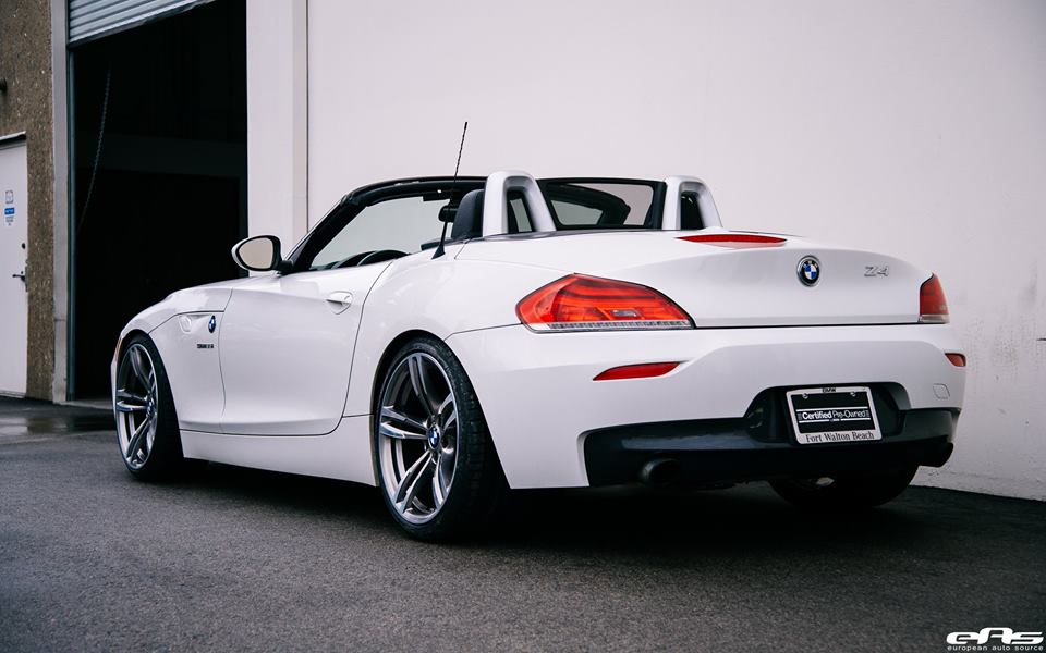Alpine White Bmw Z4 E89 F80 M3 M437 Rims Tuning 2