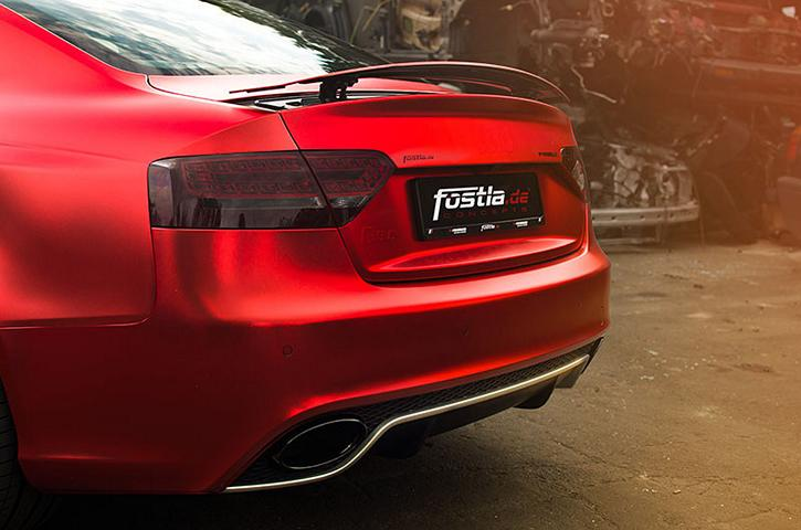 Audi A5 RS5 Fostla.de PP Performance Tuning 4 Chromroter Audi A5 RS5 by Fostla.de & PP Performance