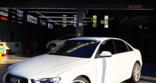 Audi A6 C7 Brembo Bremse AG Wheels Tuning 6 310x165 Dezent   Audi A6 C7 mit Brembo Bremse & AG Wheels