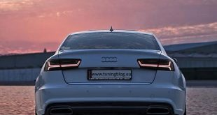 Audi A6 C7 Limousine Widebody Tuning 310x165 Ford Mustang GT auf Ferrada FR4 Alu's by tuningblog