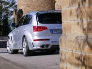 Audi Q7 4L S Line JE Design Widebody Kit Tuning 13 190x143 Audi Q7 4L S Line mit JE Design Widebody Kit in Mattweiß