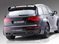 Audi Q7 4L S Line JE Design Widebody Kit Tuning 9 190x143 Audi Q7 4L S Line mit JE Design Widebody Kit in Mattweiß