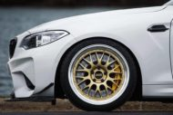 BBS RT88 iND BMW M2 F87 Coupe Tuning 5 190x127 Schicke 19 Zoll BBS RT88 Felgen am iND BMW M2 F87 Coupe