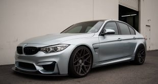 BMW F80 M3 EAS Tuning HRE FF01 Felgen 6 310x165 Sepangblaues Audi A5 RS5 Coupe auf HRE S101 Alufelgen