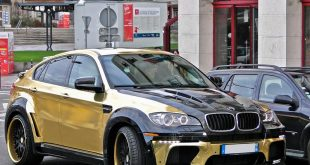 BMW Hamann Tycoon Supreme Evo E71 X6M Gold Folierung 1 310x165 Hamann Motorsport Widebody Kit am Range Rover Velar