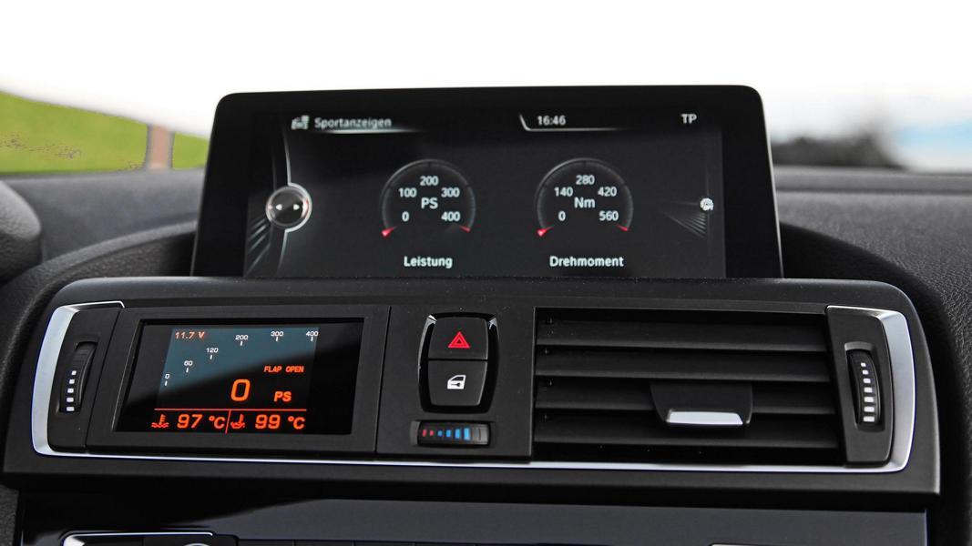 BMW M2 F87 F23 Cabrio Dähler Tuning 19 425PS & 610NM im BMW F23 Cabrio   Dähler macht's möglich