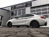 BMW M235i Clubsport Umbau Chiptuning 405PS 1 190x143 BMW M235i Clubsport Umbau mit 405PS by Versus Performance