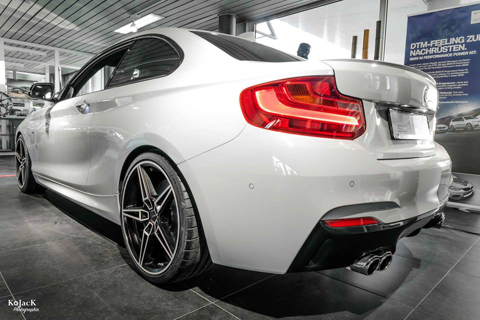 bmw m240i acs2 sport 400 chip tuning carbon body kit 2. Black Bedroom Furniture Sets. Home Design Ideas