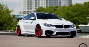 BMW M4 Widebody Kinetik tuning 10 310x165 Traumhaft   Kinetik Engineering Widebody BMW M4 F82 Coupe
